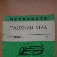 Carros e motociclos: REPARAUTO VAUXHALL VIVA. Lote 54058384