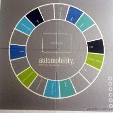 Coches y Motocicletas: AUTOMOBILITY. JUEGO OFICIAL 125 ANIVERSARIO MERCEDES-BENZ.. Lote 54102096