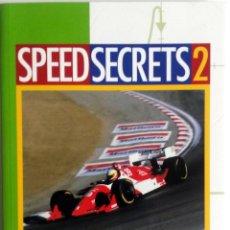 Coches y Motocicletas: LIBRO SPEED SECRETS 2.. Lote 54180349