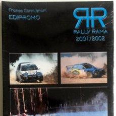 Coches y Motocicletas: LIBRO RALLY RAMA 2001 / 2002.. Lote 54181337