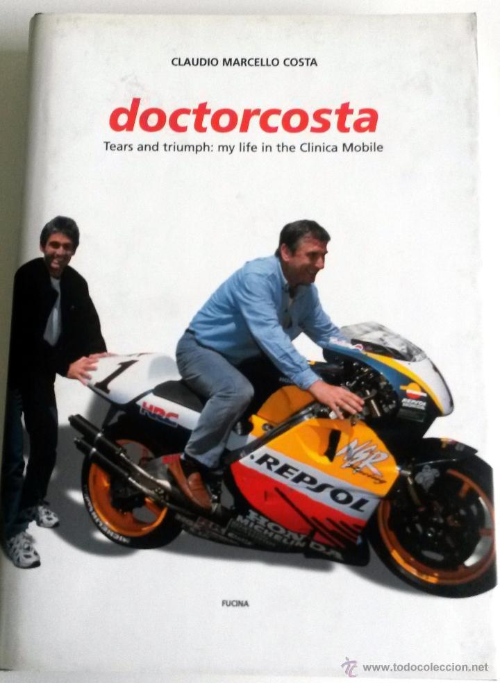 LIBRO DOCTORCOSTA - TEARS AND TRIUMPH. (Coches y Motocicletas Antiguas y Clásicas - Catálogos, Publicidad y Libros de mecánica)