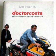 Coches y Motocicletas: LIBRO DOCTORCOSTA - TEARS AND TRIUMPH.. Lote 54182832
