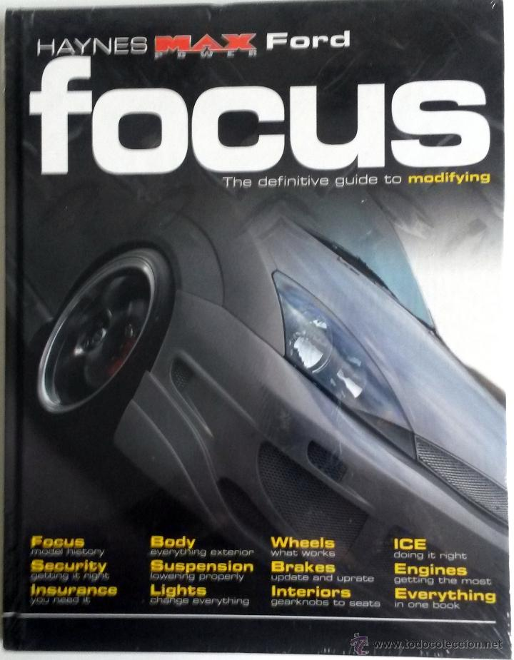 Coches y Motocicletas: Libro FORD FOCUS -THE DEFINITIVE GUIDE. - Foto 1 - 54183625