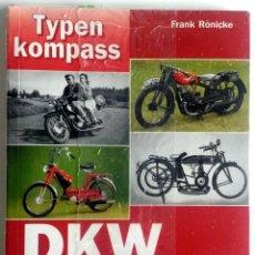 Coches y Motocicletas: CATÁLOGO TYPENKOMPASS - DKW - MOTOCICLETAS 1920 - 1979. . Lote 54203411