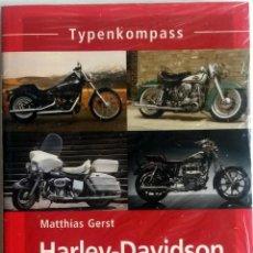 Coches y Motocicletas: CATÁLOGO TYPENKOMPASS - HARLEY-DAVIDSON BUELL - MOTOCICLETAS DESDE 1945. . Lote 54203588