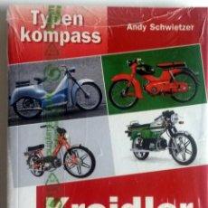 Coches y Motocicletas: CATÁLOGO TYPENKOMPASS - KREIDLER - BICICLETAS ASISTIDAS, CICLOMOTORES Y MOTOCICLETAS LIGERAS. . Lote 54203836