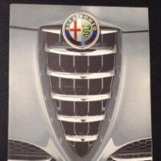 Coches y Motocicletas: FOLLETO CATALOGO PUBLICIDAD ORIGINAL ALFA ROMEO 147 DE 2001. Lote 54340590