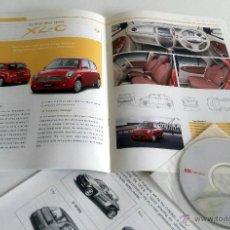 Coches y Motocicletas: DOSSIER DE PRENSA SALÓN DE TOKIO 2003 - DAIHATSU + CD. . Lote 54343680