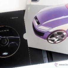 Coches y Motocicletas: DOSSIER DE PRENSA FORD VISOS + CD. -CONCEPT CAR-. Lote 54344008