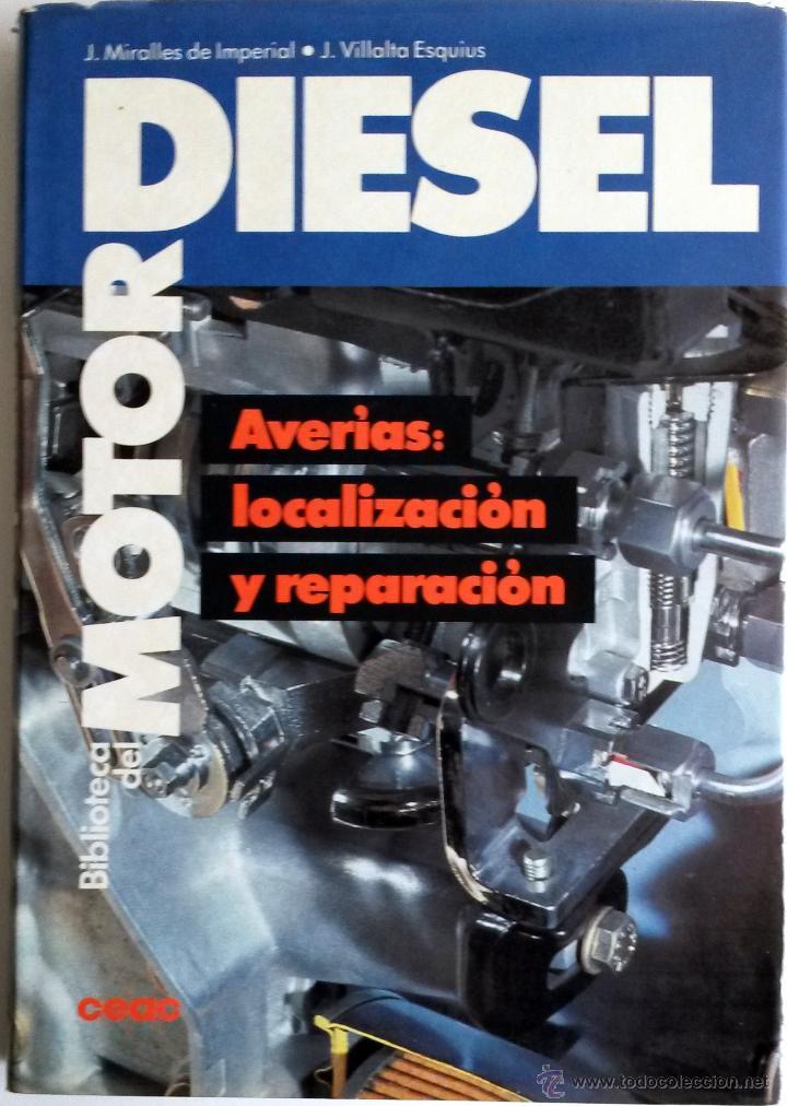 libro motor diesel. averías: localización y rep - Comprar