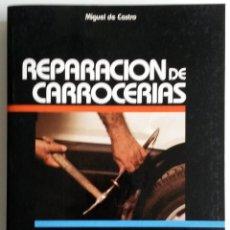 Coches y Motocicletas: LIBRO REPARACIÓN DE CARROCERIAS.. Lote 54367522