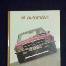 Coches y Motocicletas: BIBLIOTECA SALVAT GRANDES TEMAS EL AUTOMOVIL. Lote 54634228