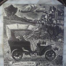 Coches y Motocicletas: FINANCIERA SEAT, S.A. FISEAT.. Lote 54880110