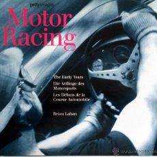 Coches y Motocicletas - LIBRO MOTOR RACING. - 54942003