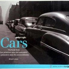 Coches y Motocicletas: LIBRO CARS.. Lote 54943245