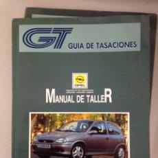 Coches y Motocicletas: OPEL CORSA 93 MANUAL DE TALLER. Lote 54963986