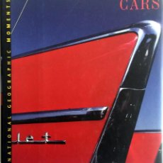 Coches y Motocicletas: LIBRO CARS - NATIONAL GEOGRAPHIC.. Lote 54964609