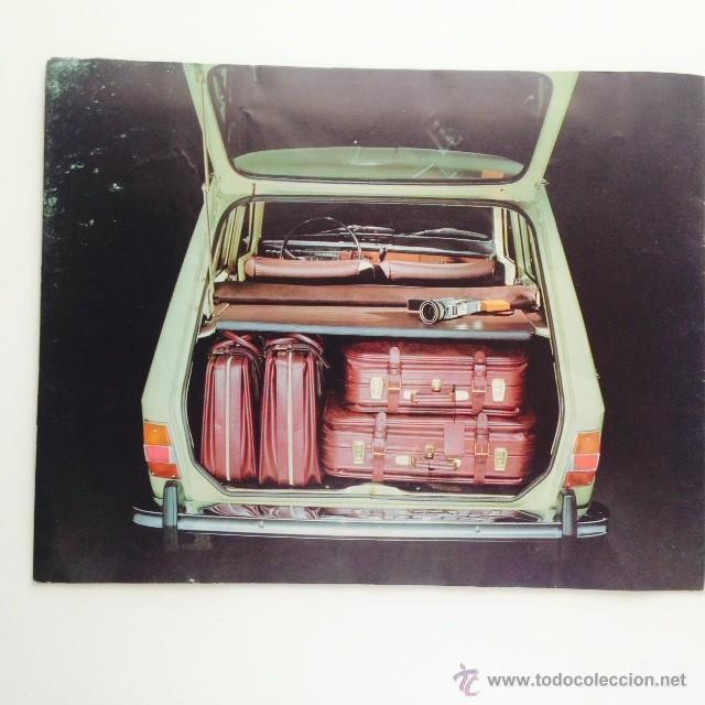 Coches y Motocicletas: Catalogo original Renault 6. Folleto Renault 6 - Foto 10 - 55025046