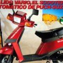 Coches y Motocicletas: CATÀLOGO ORIGINAL PUCH-SUZUKI LIDO VARIO. . Lote 55094221