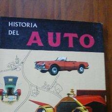 Coches y Motocicletas: HISTORIA DEL AUTO.VERGARA.1963. Lote 68451546