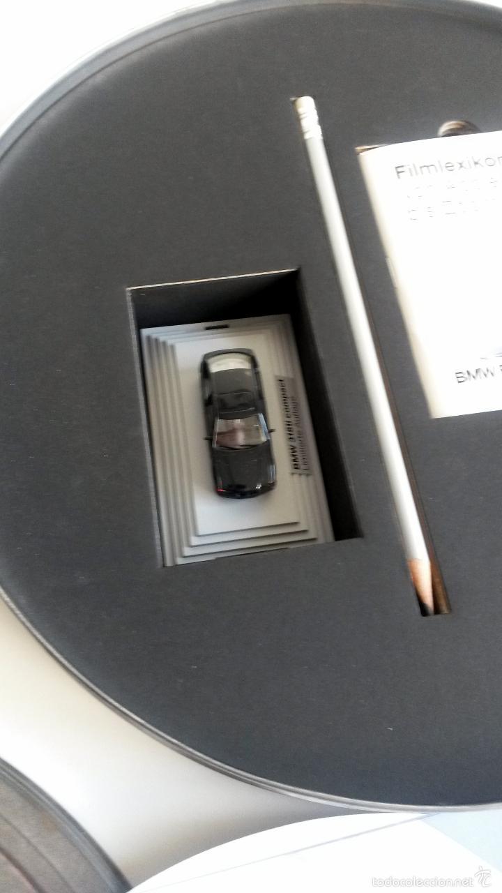 Coches y Motocicletas: DOSSIER DE PRENSA BMW 318ti COMPACT. PRESENTADO EN UNA CAJA METÁLICA. 1994. - Foto 3 - 55171241