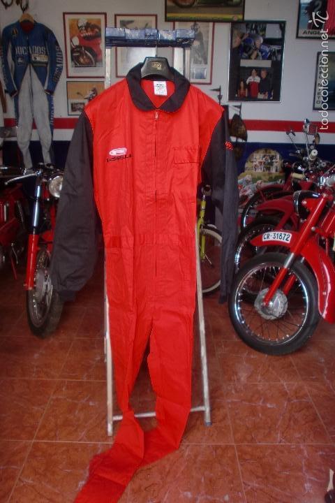 RIEJU MONO DE TRABAJO TALLAS 58 DISPONIBLE (Coches y Motocicletas Antiguas y Clásicas - Catálogos, Publicidad y Libros de mecánica)