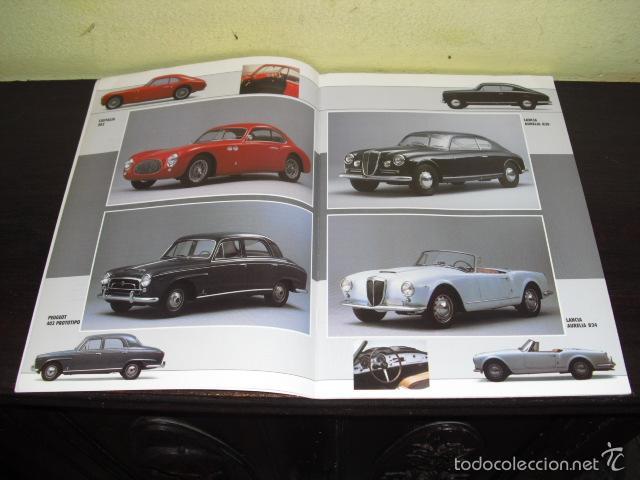 Coches y Motocicletas: CATALOGO COLLEZIONE PININFARINA - 1989 - - Foto 2 - 55352919
