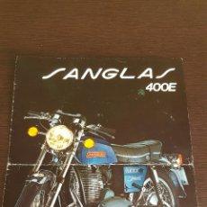 Coches y Motocicletas - SANGLAS 400E - 55378471