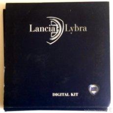 Coches y Motocicletas: CD - DVD - DOSSIER DE PRENSA ORIGINAL LANCIA LYBRA.. Lote 55712797