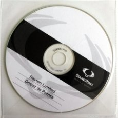 Coches y Motocicletas: CD - DVD - DOSSIER DE PRENSA ORIGINAL SSANGYONG REXTON LIMITED.. Lote 55906967