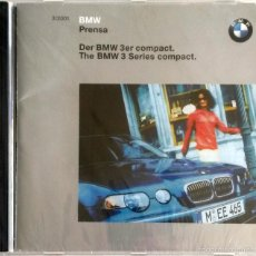 Coches y Motocicletas: CD - DVD - DOSSIER DE PRENSA ORIGINAL BMW 3 SERIES COMPACT... Lote 55908002