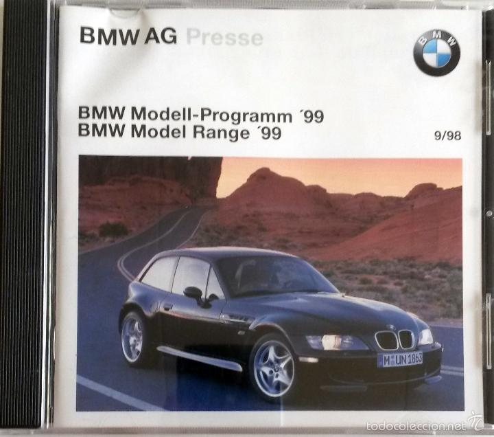 cd dvd dossier de prensa original bmw mode comprar cat logos publicidad y libros de. Black Bedroom Furniture Sets. Home Design Ideas