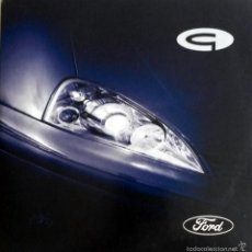 Coches y Motocicletas: CD - DVD - DOSSIER DE PRENSA ORIGINAL FORD GALAXY 2000.. Lote 55995276