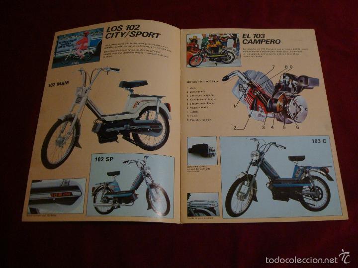 Coches y Motocicletas: catalogo ciclomotores peugeot - Foto 2 - 56027190