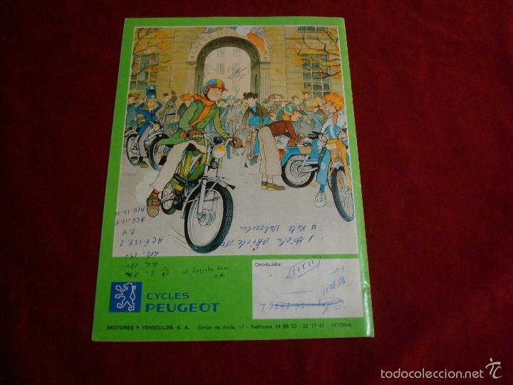 Coches y Motocicletas: catalogo ciclomotores peugeot - Foto 5 - 56027190