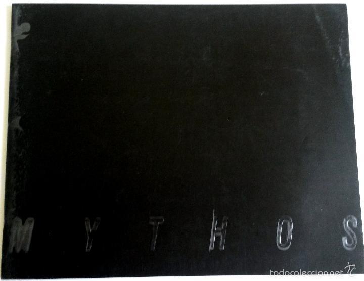DOSSIER DE PRENSA ORIGINAL PINIFARINA MYTHOS '89. (Coches y Motocicletas Antiguas y Clásicas - Catálogos, Publicidad y Libros de mecánica)