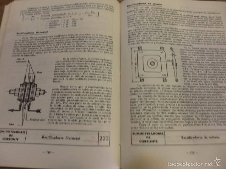 Coches y Motocicletas: LA ELECTRICIDAD EN LA AUTOMOCION,1959, TABLAS MONOGRAMAS DIAGRAMAS MUY ILUSTRADO 230 PAG - Foto 4 - 56119030