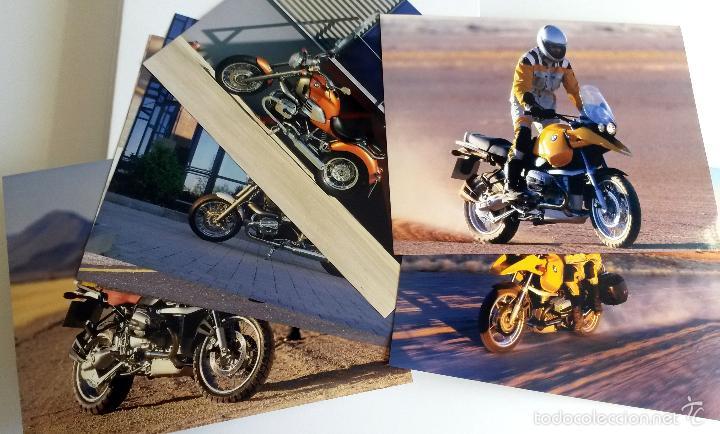 Coches y Motocicletas: DOSSIER DE PRENSA -OFICIAL - BMW - PROGRAMM 2000. - Foto 2 - 56371514