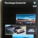 Coches y Motocicletas: DOSSIER TECNOLOGÍA COMERCIAL - OFICIAL - BMW - MINI.. Lote 56371855