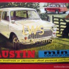 Coches y Motocicletas: AUSTIN MINI COUNTRYMAN - AUTOMOVILES, COCHES, MOTOR. Lote 56398659
