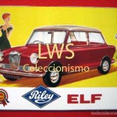 Coches y Motocicletas: IMAGENES - RILEY ELF - AUTOMOVILES, COCHES, MOTOR. Lote 56398703