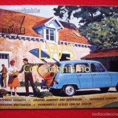 Coches y Motocicletas: IMAGENES - RENAULT 4 - AUTOMOVILES, COCHES, MOTOR. Lote 56398775
