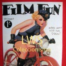 Coches y Motocicletas: FILMEUN - PUBLICIDAD IMAGENES - MOTOCICLISMO MOTOS - MOTOR. Lote 56473711