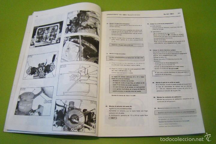 Coches y Motocicletas: MANUAL DE TALLER CITROEN GSA TOMO III - Foto 2 - 56482722