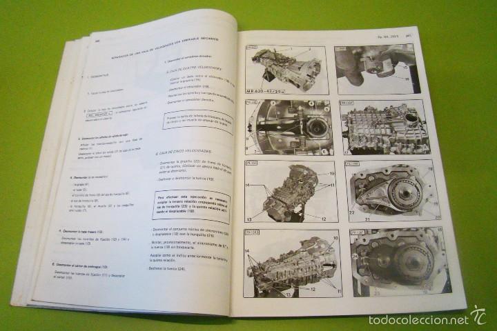 Coches y Motocicletas: MANUAL DE TALLER CITROEN GSA TOMO III - Foto 3 - 56482722