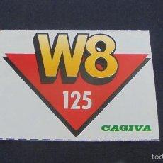 Coches y Motocicletas: PUBLICIDAD FOLLETO CATALOGO - CAGIVA - DISTINTOS MODELOS. Lote 56634045