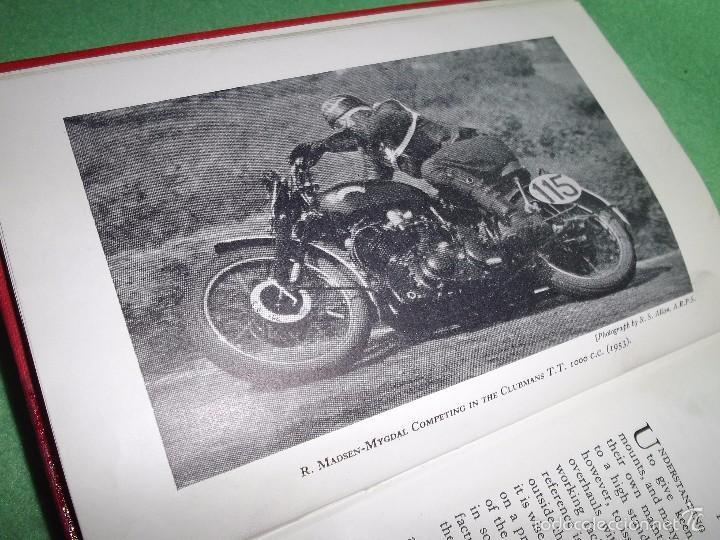 Coches y Motocicletas: DIFICIL MOTOCICLETA VINCENT HRD MANUAL 1955 GUIA PRACTICA DESDE 1935 INSTRUCCIONES MANTENIMIENTO - Foto 8 - 56803673