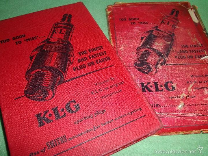 Coches y Motocicletas: DIFICIL MOTOCICLETA VINCENT HRD MANUAL 1955 GUIA PRACTICA DESDE 1935 INSTRUCCIONES MANTENIMIENTO - Foto 20 - 56803673