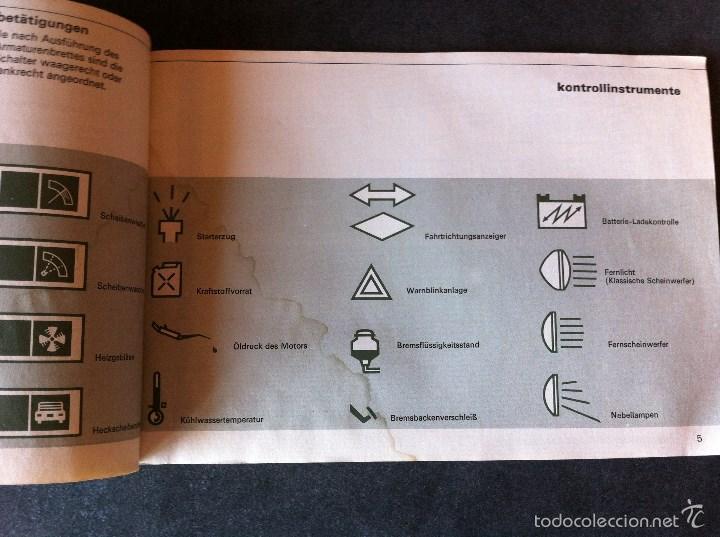 Coches y Motocicletas: Renault 15 y 17. Manual de usuario. Leer descripción. - Foto 3 - 56903747