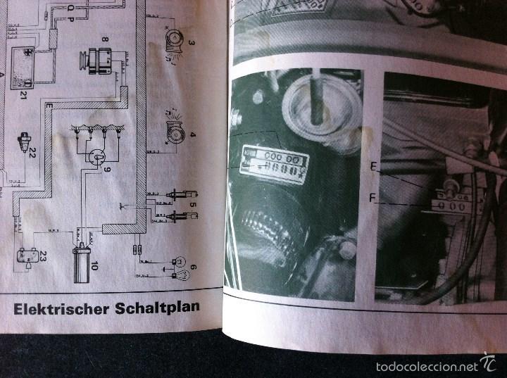 Coches y Motocicletas: Renault 15 y 17. Manual de usuario. Leer descripción. - Foto 12 - 56903747